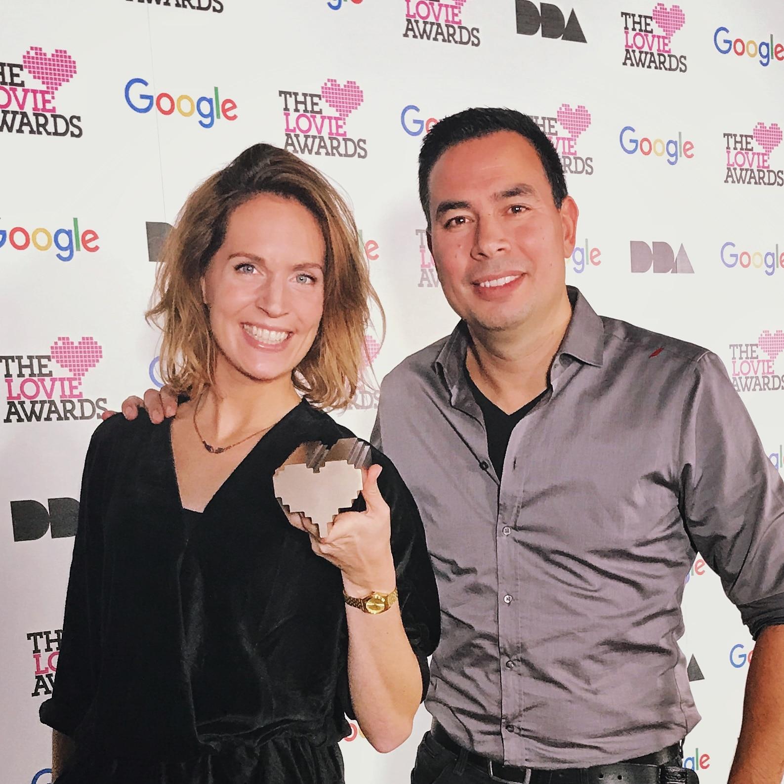 Lovie award